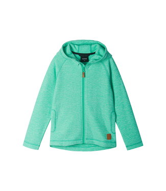 Reima Kinder Fleecejacke Haave Reef green