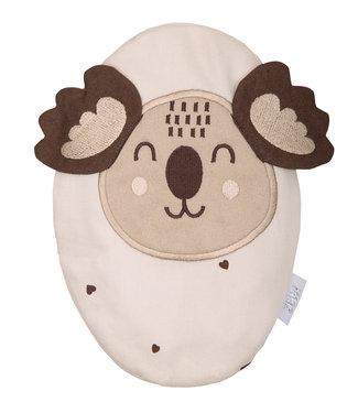 Zewi bébé-jou Traubenkernkissen Koala