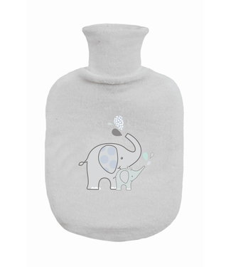 Zewi bébé-jou Gummibettflasche mit Frottébezug Ollie