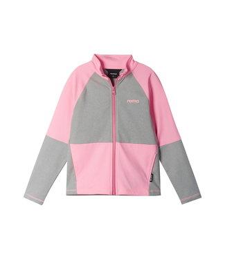 Reima Kinder Sweatjacke Mieti neon pink