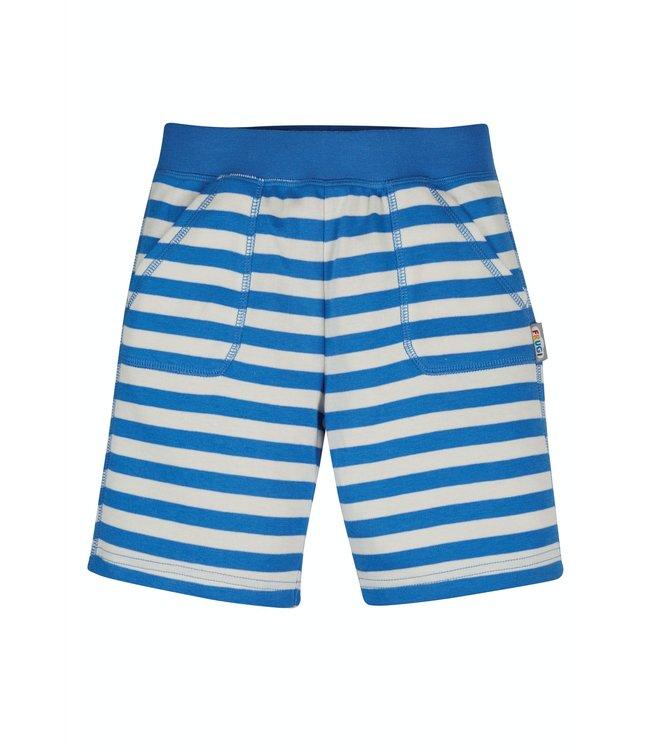 Frugi Jungen Shorts Favourite blue Stripe