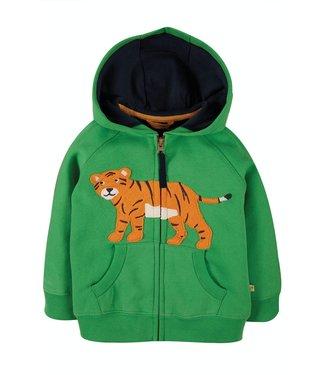 Frugi Kleinkinder Hoody Hayle Tiger