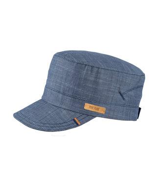 Pure Pure Kinder Cap jeans-blau