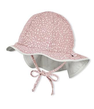 Sterntaler Mädchen Flapper Sonnenhut rosa