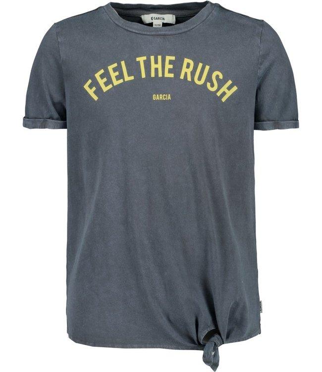 Garcia Mädchen T-Shirt Feel the Rush
