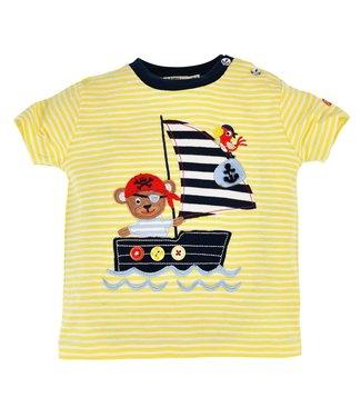 Bondi Kleinkinder T-Shirt Piratenschiff