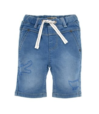 Bondi Kleinkinder Jeans Shorts Kroko