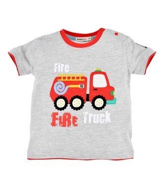 Bondi Kleinkinder T-Shirt Fire Truck