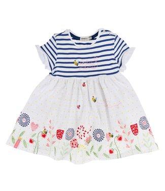 Bondi Kleinkinder Kleid Blumenwiese