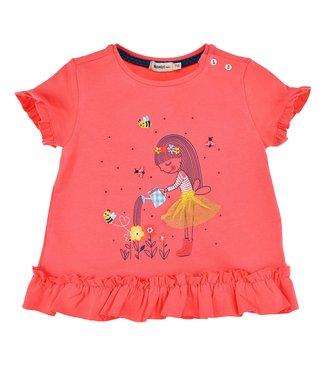 Bondi Kleinkinder T-Shirt Blumenmädchen