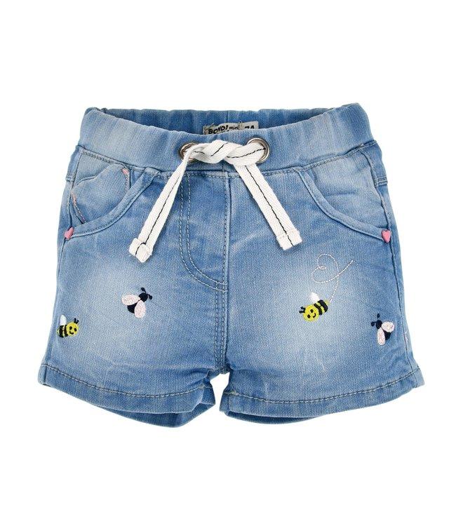 Bondi Kleinkinder Jeans Shorts Bienen
