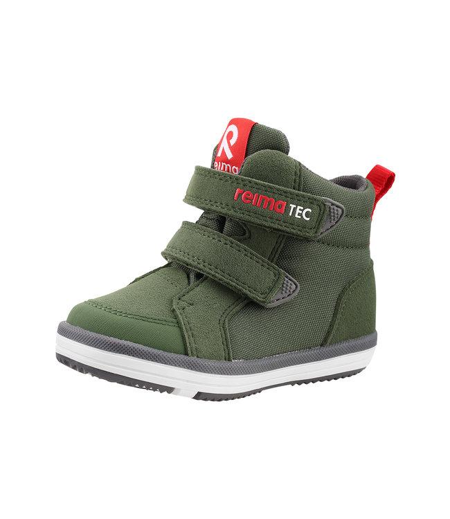 Reima -tec Kinderschuh Patter Khaki green