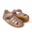 Bobux Baby Sandale Jump rose gold