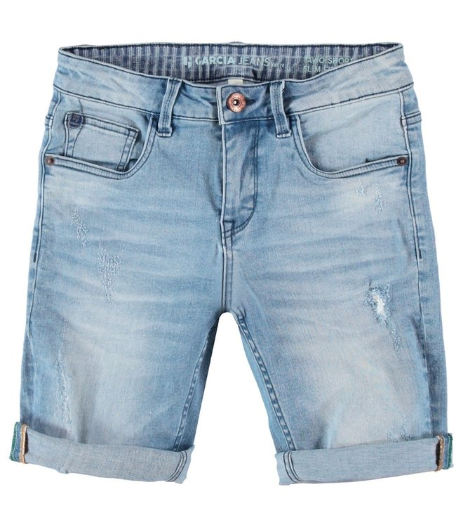 Garcia Jungen Jeans Shorts Lazlo light used