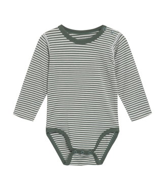 Hust & Claire Baby Body Buller duck green