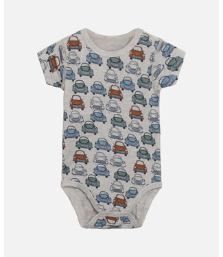 Hust & Claire Baby Body Bue Autos