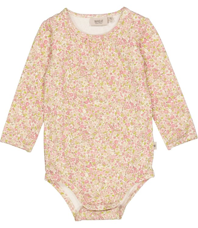 Wheat Baby Body Liv bees and flowers