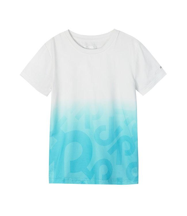 Reima Kinder T-Shirt Vauhdikas Aquatic