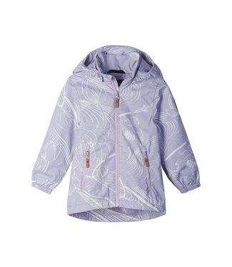 Reima -tec Mädchen Regenjacke Anise Light violet