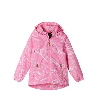 Reima -tec Mädchen Regenjacke Anise Neon pink