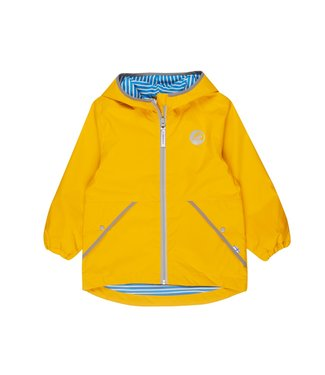 Finkid PUUSKIAINEN Kinder Outdoorjacke yellow/storm