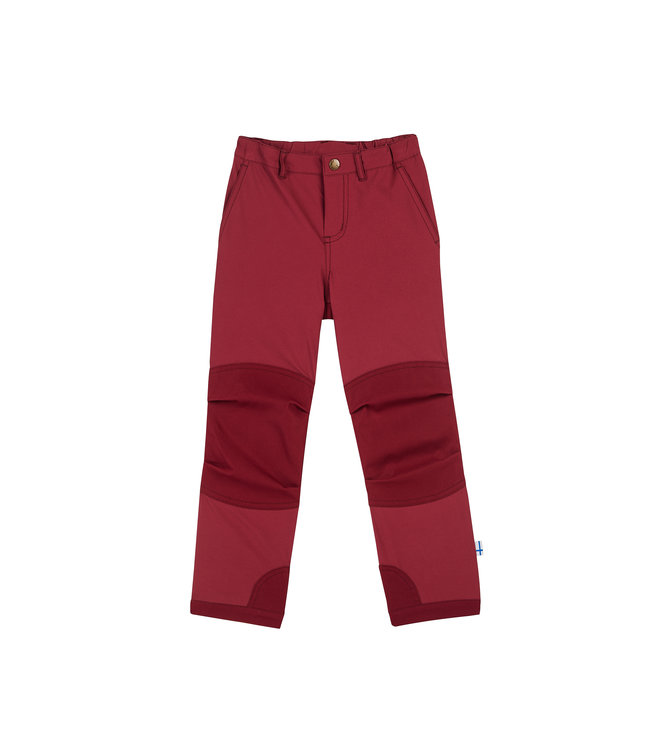Finkid Outdoorhose KILPI MOVE beet red