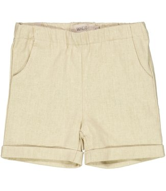 Wheat Baby Shorts Luca linen