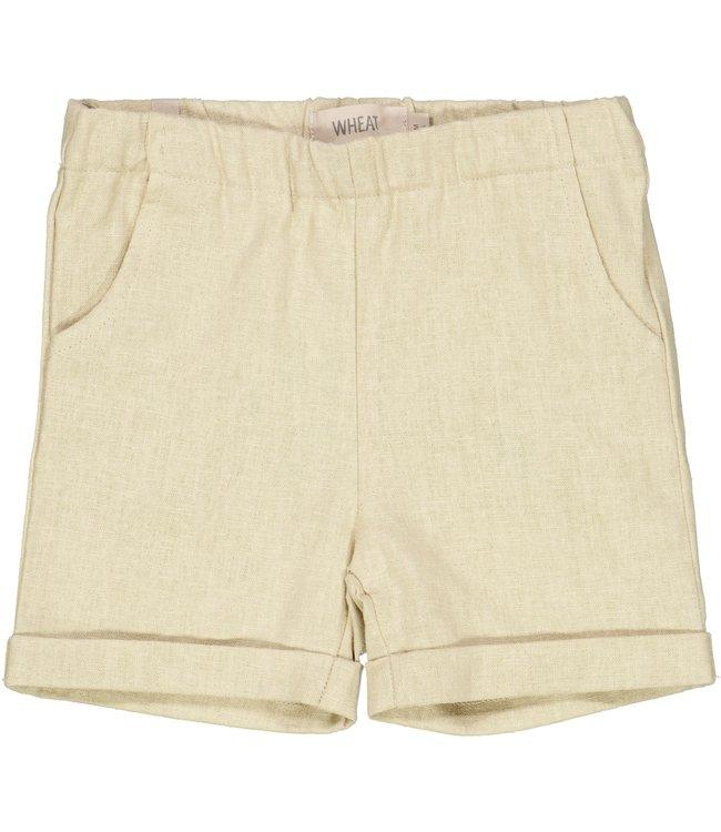 Wheat Baby Shorts Luca linen
