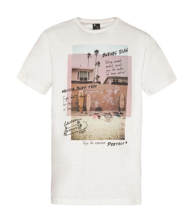 Protest Jungen T-shirt Spencer seashell