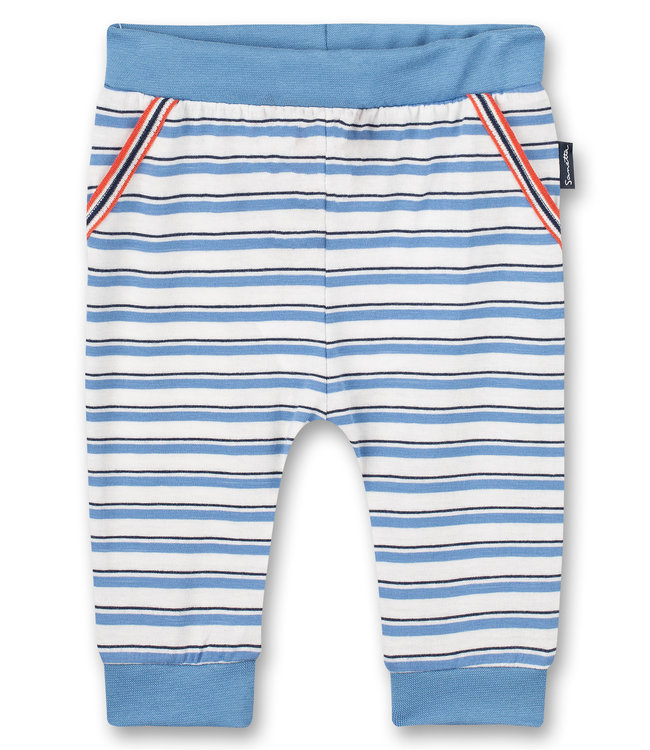 Sanetta Fiftyseven Baby Jungen Hose Little Lobster