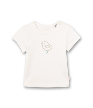 Sanetta Fiftyseven Baby Mädchen T-Shirt Fluffy Duckling