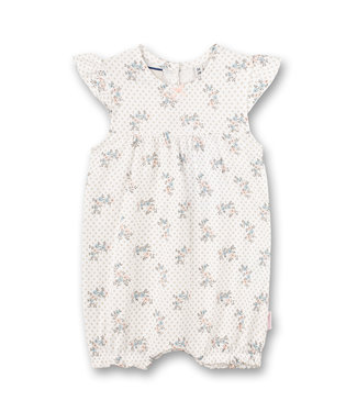 Sanetta Fiftyseven Baby Mädchen-Overall Fluffy Duckling