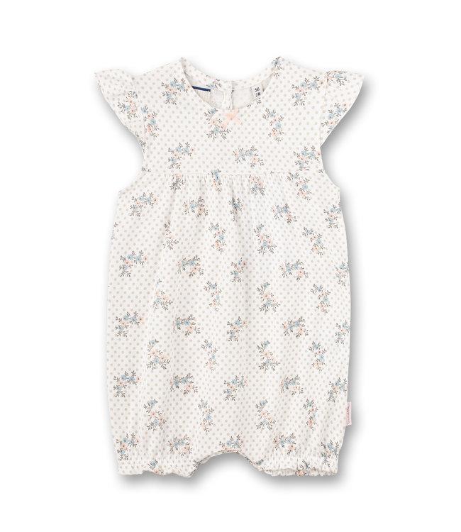 Sanetta Fiftyseven Baby Mädchen-Overall Fluffy Duckling