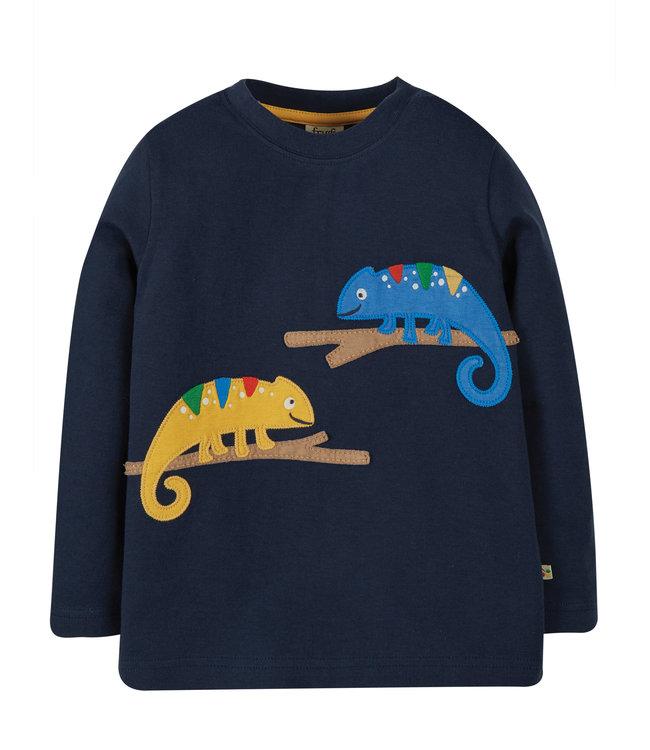 Frugi Jungen Shirt Kameleon