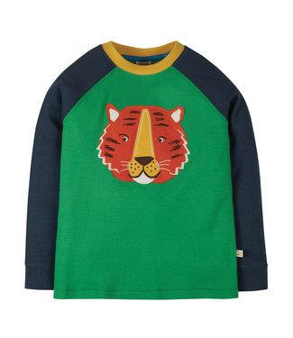 Frugi Jungen Shirt Tiger