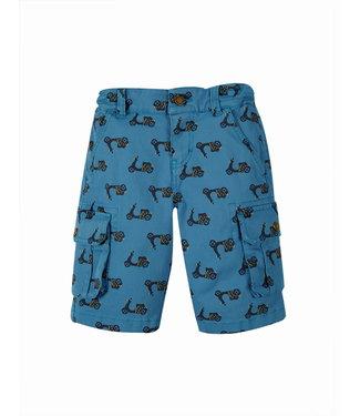 Frugi Kinder Shorts Explorer Roller