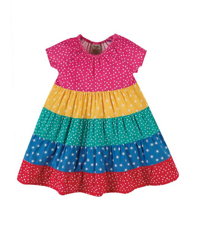 Frugi Kleinkinder Kleid Dorothy