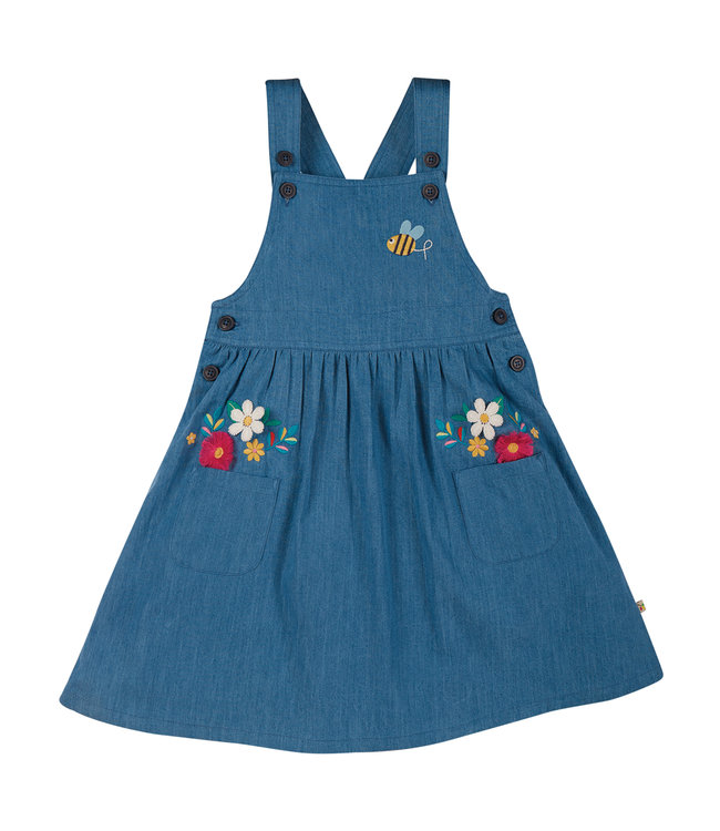 Frugi Kleid Flowers