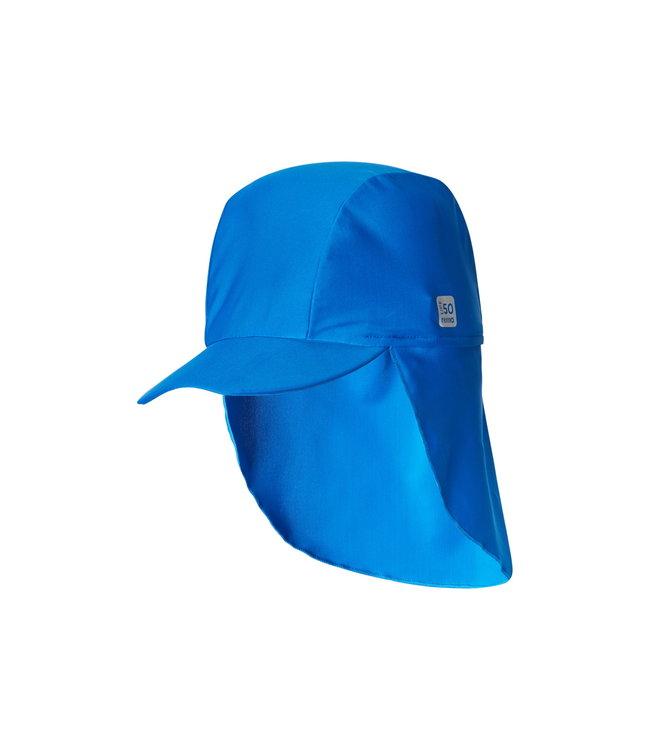 Reima Kinder Sonnenschutz Hut Kilpikonna blue