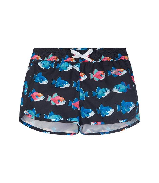 Reima Mädchen UV-Shorts Nauru black
