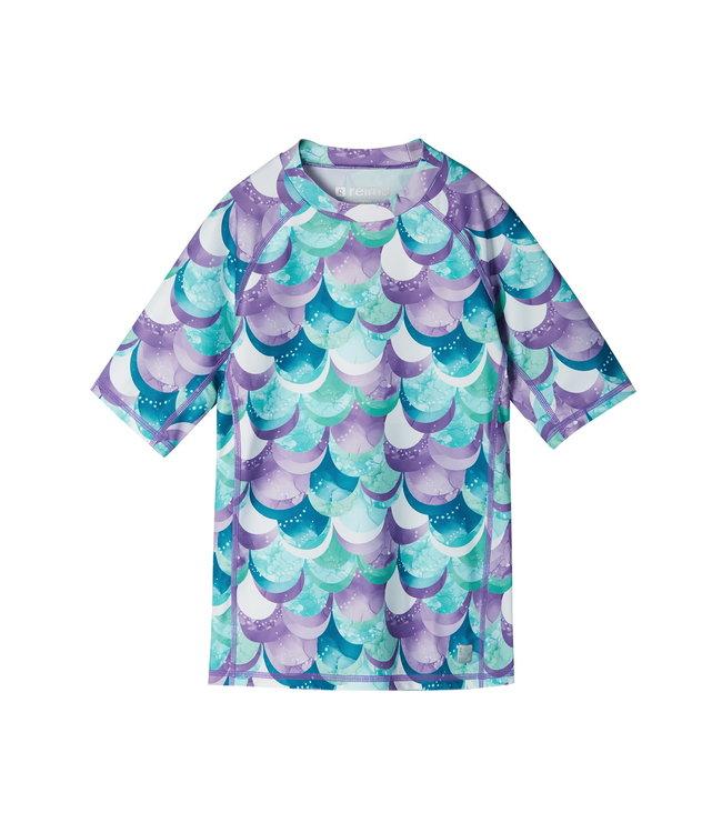 Reima Mädchen Sonnenschutz Shirt Joonia aquatic
