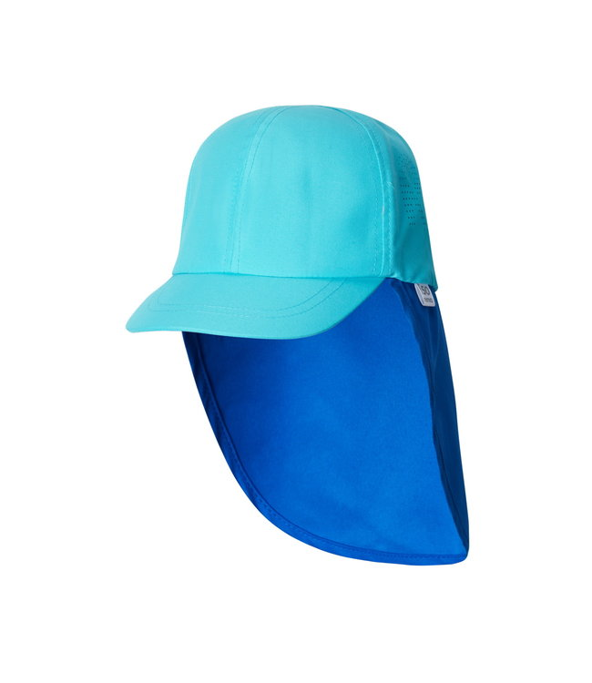 Reima Kinder Sonnenschutz Hut Vesikirppu Aquatic