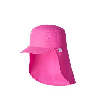 Reima Kinder Sonnenschutz Hut Biitsi fuchsia pink