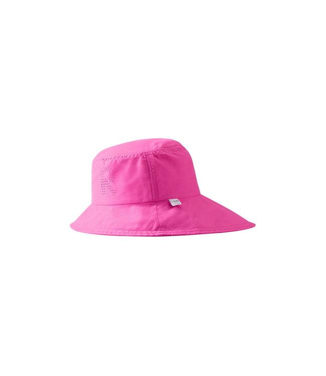Reima Kinder Sonnenhut Rantsu fuchsia pink