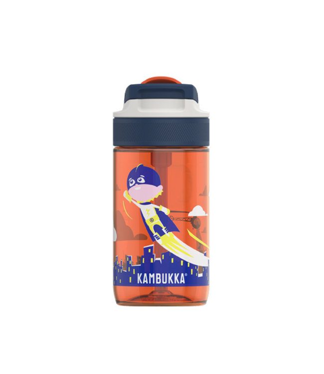 Kambukka Kinder Trinkflasche Lagoon 400 ML Superboy