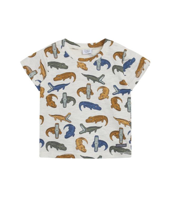 Hust & Claire Jungen T-Shirt Arthur Krokodil