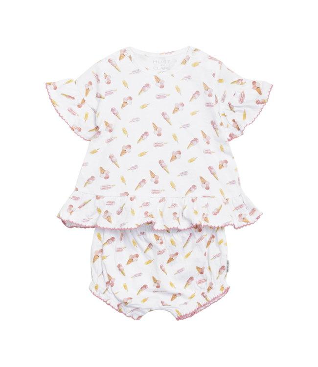 Hust & Claire Baby Kleider-Set Mella