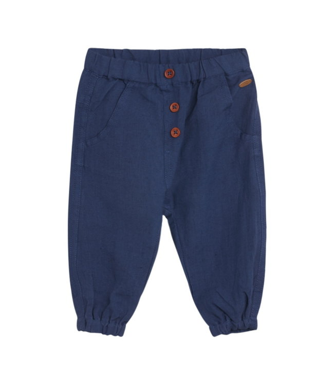 Hust & Claire Baby Hose Todd blue moon