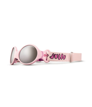 Julbo Kindersonnenbrille Loop S Rosa / Dunkelrosa