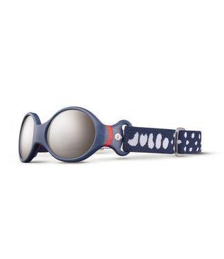 Julbo Kindersonnenbrille Loop S Dunkelblau / Rot